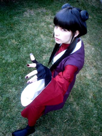 Mai from Avatar: The Last Airbender worn by daydreamernessa