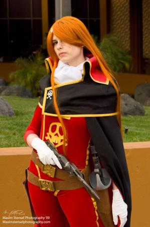 Emeraldas from Galaxy Express 999