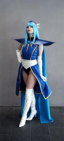 Umi Ryuuzaki from Magic Knights Rayearth worn by daydreamernessa