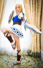 Sophitia Alexandra from Soul Calibur 2