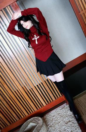 Rin Tohsaka from