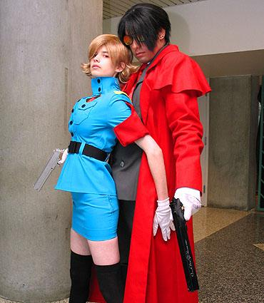 Victoria Seras from Hellsing worn by daydreamernessa