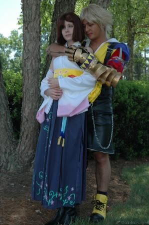 Yuna from Final Fantasy X worn by KittyCupCake