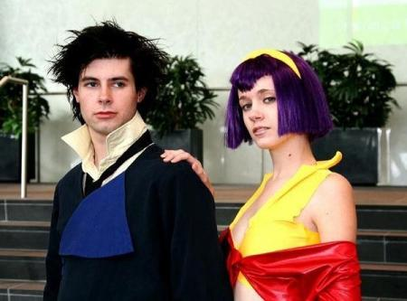 Faye Valentine from Cowboy Bebop worn by KittyCupCake