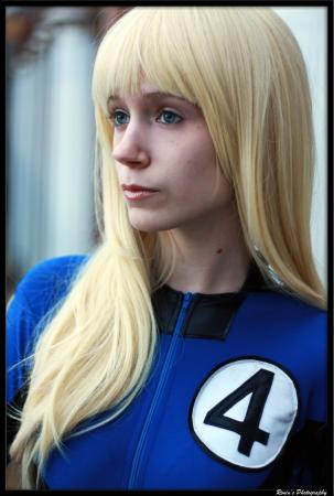 Invisible Girl from Fantastic Four worn by KittyCupCake
