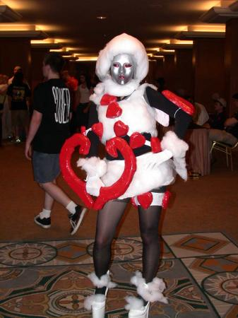 Eros from Persona 2 worn by Nikki-chan