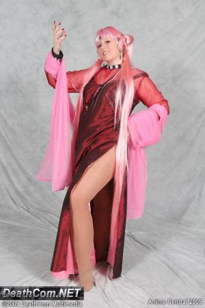 Black Lady from Sailor Moon R worn by Usagi-Sern