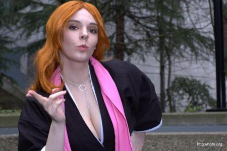 Rangiku Matsumoto from Bleach worn by Kurahi