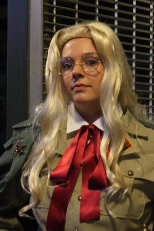 Sir Integra Wingates Hellsing from Hellsing worn by Noin Hime