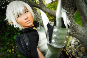 Fenris from Dragon Age 2 worn by Imari Yumiki