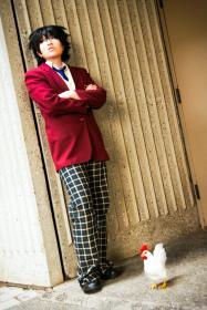 Haru Yoshida from Tonari no Kaibutsu-kun