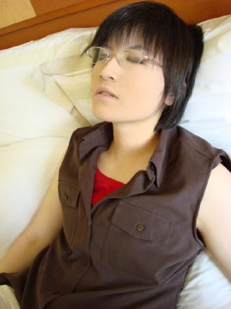 Kyoya Ootori from Ouran High School Host Club worn by Imari Yumiki