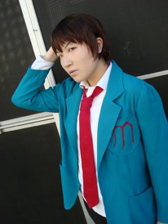 Kyon from Melancholy of Haruhi Suzumiya