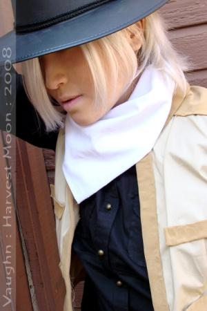 Vaughn / Vaults from Harvest Moon: Island of Happiness worn by Imari Yumiki