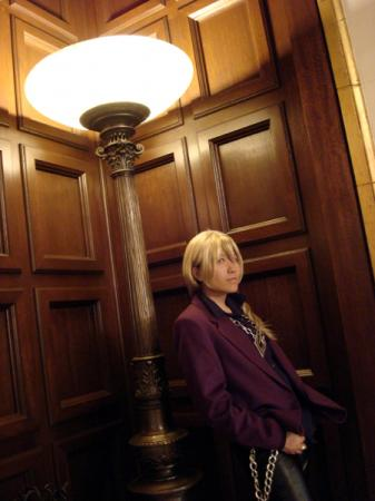 Klavier Gavin from Apollo Justice: Ace Attorney worn by Imari Yumiki