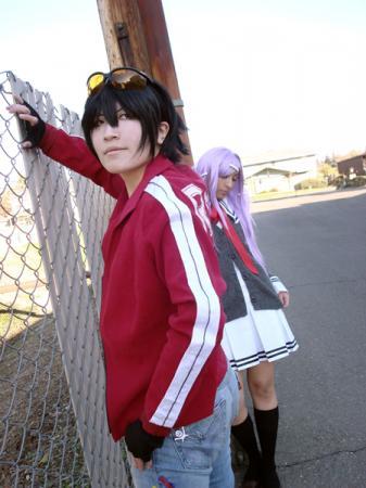 Itsuki Minami from Air Gear worn by Imari Yumiki