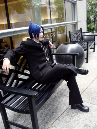 Mukuro Rokudo from Katekyo Hitman Reborn!