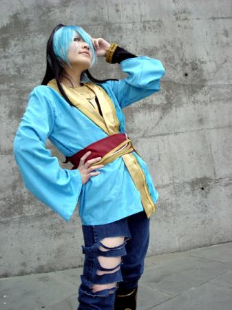 Chosokabe Motochika from Samurai Warriors 2 : Xtreme Legends worn by Imari Yumiki