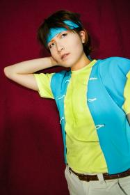 Hix from Suikoden II worn by Imari Yumiki
