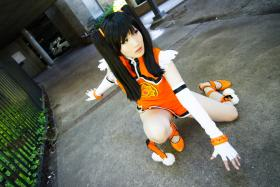 Ling Xiaoyu from Tekken Tag Tournament 2