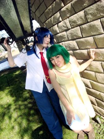 Alto Saotome from Macross Frontier worn by Imari Yumiki
