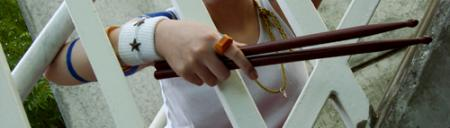 Kamina from Tengen Toppa Gurren-Lagann worn by Imari Yumiki