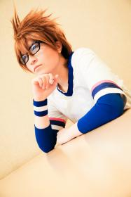 Akira Souma from Meganebu! worn by Imari Yumiki