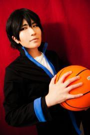 Rinnosuke Mitobe from Kuroko's Basketball worn by Imari Yumiki