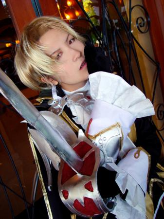 Raphael Sorel from Soul Calibur 4 worn by Imari Yumiki