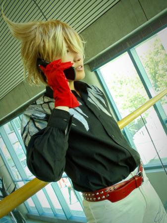 Lars Alexandersson from Tekken 6 worn by Imari Yumiki