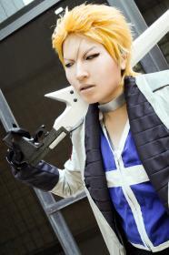 Seifer Almasy from Final Fantasy VIII  by Imari Yumiki
