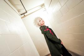 Nagito Komaeda from Super Dangan Ronpa 2 worn by Imari Yumiki