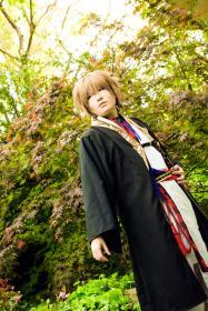 Kazama Chikage from Hakuouki Shinsengumi Kitan worn by Imari Yumiki