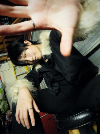 Izaya Orihara from Durarara!! worn by Imari Yumiki