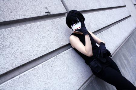 Hei from Darker than BLACK worn by Imari Yumiki
