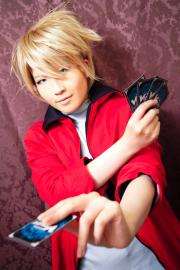 Kenji Mitsusada from Cardfight!! Vanguard worn by Imari Yumiki