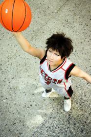 Teppei Kiyoshi from Kuroko's Basketball