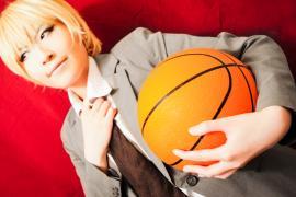 Ryota Kise from Kuroko's Basketball worn by Imari Yumiki