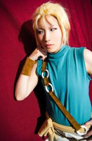 Jowy Atreides from Suikoden II worn by Imari Yumiki