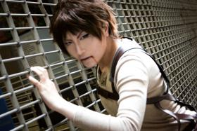 Eren Yeager from Attack on Titan by Imari Yumiki