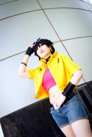 Jubilee from X-Men worn by Imari Yumiki