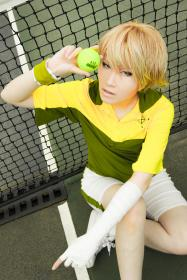 Shiraishi Kuranosuke from Prince of Tennis