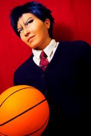 Aomine Daiki from Kuroko's Basketball worn by Imari Yumiki