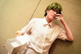 Shintarou Midorima from
