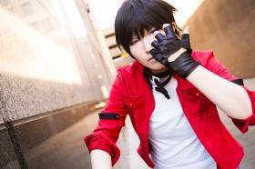 Kaname Higiri / Sniper from Yu Yu Hakusho