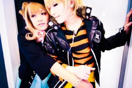 Toma from Amnesia (Otomate) worn by Imari Yumiki