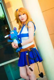 Lucy Heartphilia from Fairy Tail worn by Imari Yumiki