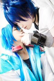 Ren from DRAMAtical Murder worn by Imari Yumiki