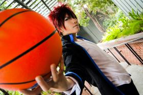 Taiga Kagami from Kuroko's Basketball worn by Imari Yumiki