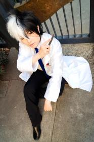 Kuroo Hazama from Young Black Jack worn by Imari Yumiki